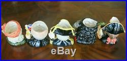 17 Royal Doulton Jugs Of Year 91 92 93 94 95 96 97 98 99 00 01 02 04 05 06 08 10