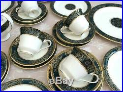 31 Pcs. Royal Doulton CARLYLE 6 x Place Settings. Dinner Service + Milk Jug H5018
