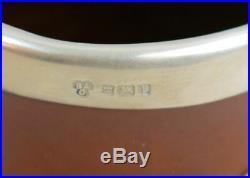 A Royal Doulton Pottery Kingsware Silver Rimmed Memories Pottery Jug-sheff. 1909