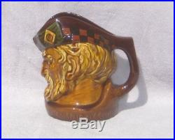 Absolutely Stunning Royal Doulton Kingsware Mccallum Ch. Jug Excellent Condition