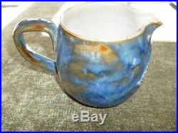 Antique Royal Doulton Knowland Bros Scotch Whiskey Whisky Water Jug London Pubs