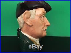 Ard Of Earing Royal DOULTON LARGE Character Jug D6588 RARE