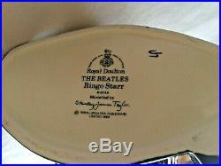 Beatles 1984 ORIGINAL ROYAL DOULTON TOBY JUGS COMPLETE SET EXCELLENT CONDITION