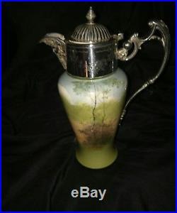 Extremely Rare Royal Doulton Claret Jug, Series ware