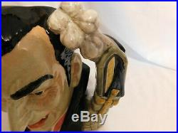 G2- Royal Doulton Limited Edition 1997 Character Jug of the Year Count Dracula