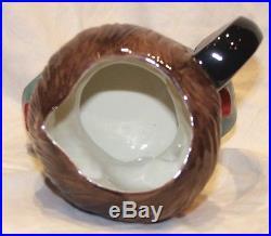 John Lennon Beatles Ceramic Toby Mug Jug Cup 1984 Royal Doulton England D6725