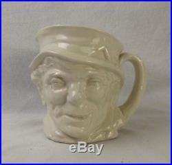 Paddy Royal Doulton Character Jug In The White