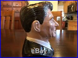 President Ronald Reagan Royal Doulton Character Toby Jug D6718 From 1984 RARE