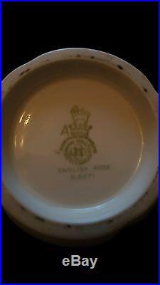 ROYAL DOULTON ENGLISH ROSE HOT WATER JUG D6071 c1930 PRE-LOVED