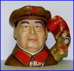 Royal Doulton Large Prototype Character Jug Che Guevara Revolutionary Series