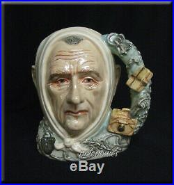ROYAL DOULTON Marley's Ghost D7142 Large Character Jug Limited Edition 69/2500