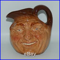ROYAL DOULTON large size character jug John Barleycorn Old Lad D5327 UK made