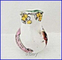 Rare Royal Doulton Antique Miniature Jug Christmas, Santa Claus Excellent