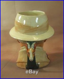 Rare Royal Doulton Character Jug Field Marshall Smuts D6198