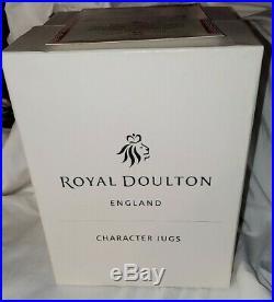 Rare Royal Doulton Jug-The Revolutionaries Collection-Vladimir Lenin-59/100-COA