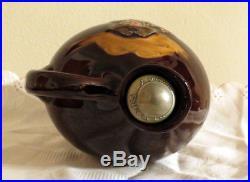 Rare Royal Doulton Kingsware Flask The Watchman Dewars Whisky Jug