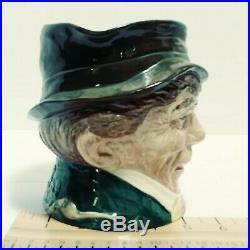 Rare Royal Doulton Musical Character Jug Paddy D5887