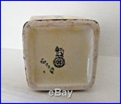 Rare Royal Doulton Seriesware Jug Brittany Fisherfolk A D4405 Perfect