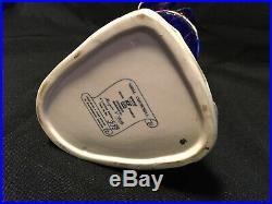 Rare Vintage Kevin Francis Toby Jug Naval Churchill Toby Jug Limited Ed