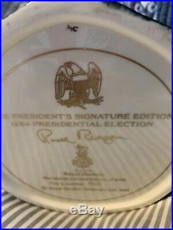 Ronald Reagan Royal Doulton Jug Character Jug D6718
