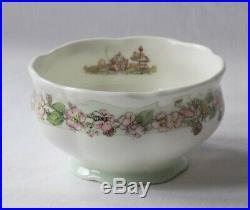 Royal Doulton Brambley Hedge Tea Service. Teapot, Milk Jug, Sugar Bowl, Full Size