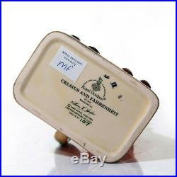 Royal Doulton CELSIUS & FAHRENHEIT Toby Jug / c. 1999 107/2500 / Museum Quality