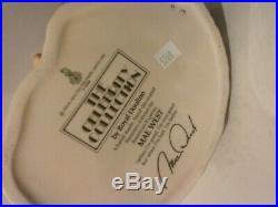 Royal Doulton Char. Jug Mae West American Express D6688 7 Large 1983 Ltd 500
