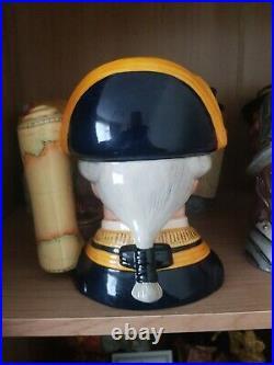 Royal Doulton Character Jug Captain James Cook