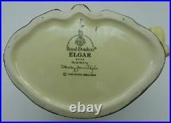 Royal Doulton Character Jug ELGAR D7118