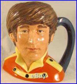 Royal Doulton Character Jug John Lennon Colourway D6797 #771/1000 Ltd Ed Beatles