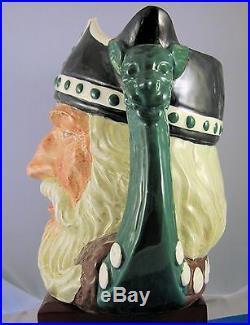 Royal Doulton Character Jug Viking D6496