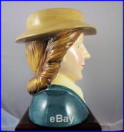 Royal Doulton Character Jug Women's Land Army D7206 MIB