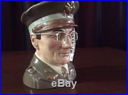 Royal Doulton D6970 Glenn Miller Large Character Jug