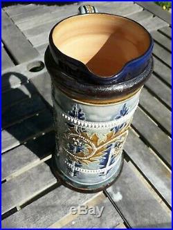 Royal Doulton George Tinworth Lemonade Jug