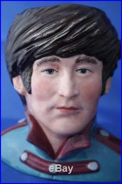 Royal Doulton John Lennon The Beatles Character Jug D6725