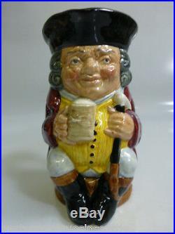 Royal Doulton Jolly Toby Medium Toby Jug # D6109