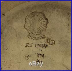 Royal Doulton Lambeth Jug 6365 Toby XX with Jug of Ale 10.5