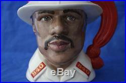 Royal Doulton Large Bahamas Policeman D6912 Ltd Ed Character Jug