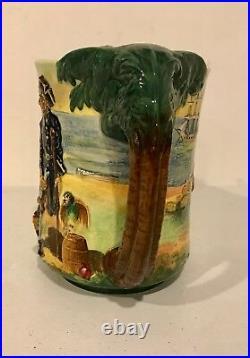 Royal Doulton Limited Edition 269/600 Treasure Island Loving Jug circa 1930s
