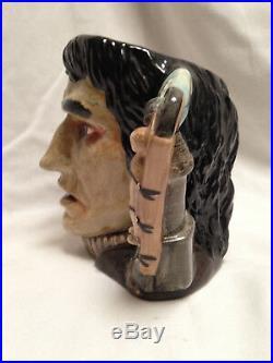 Royal Doulton Limited Edition Lg Charcter Jug Frankenstein's Monster D7052