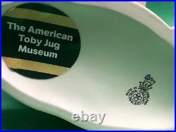 Royal Doulton Marilyn Monroe Prototype Character Jug Museum sale