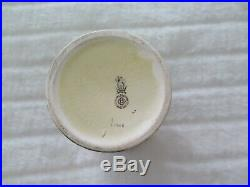 Royal Doulton Series Ware Tall Jug Pitcher Egyptian A -Pottery D3419 OLD