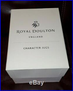Royal Doulton Toby Jug Clark Gable #d6709 7