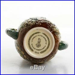 Royal Doulton WILLIAM WORDSWORTH LOVING CUP JUG / c. 1933 Noke / Museum Quality