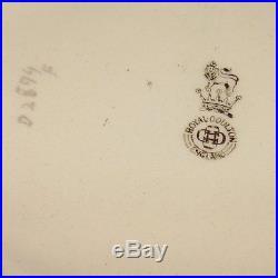 Scarce Royal Doulton seriesware Rip Van Winkle B Hecla shape jug D2894