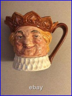 Very Rare Royal Doulton 1939'Old King Cole' Music Jug/Mug