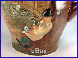 Vintage Regency Coach Jug Royal Doulton Loving Cup Limited Edition #147 of 500