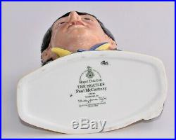 WOW! Set of 4 Royal Doulton THE BEATLES Toby Jugs D6724, D6725, D6726, D6727