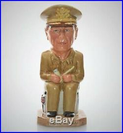 Wilkinson WW2 Leaders Toby Jug Douglas MaCarthur American Five-Star General