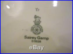 Wonderful Large Royal Doulton Toby Jug Sairey-Gamp